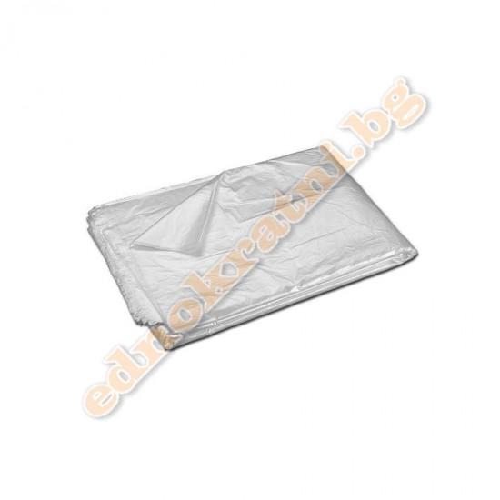 Чаршаф за процедури (бодирепинг) 160 x 200cm - 50бр. image