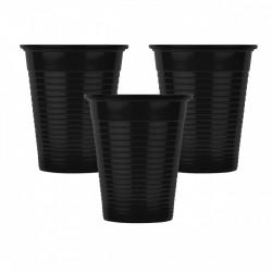 Пластмасови чаши за еднократна употреба 180мл. 100бр.