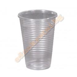 Пластмасови чаши за еднократна употреба 200мл. 100бр. за топли течности