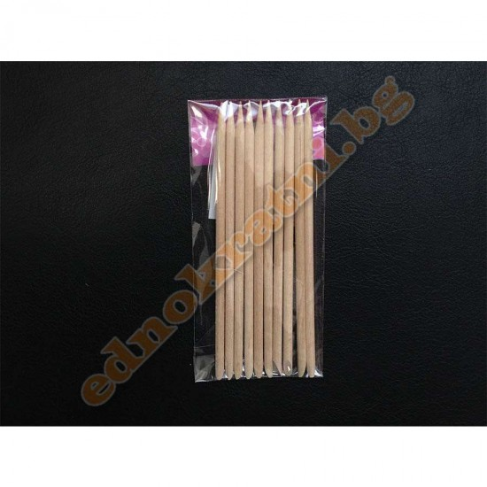 Дървени избутвачи за кожички image