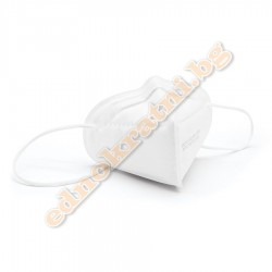 Предпазни маска FFP2 бяла - 5 пластова