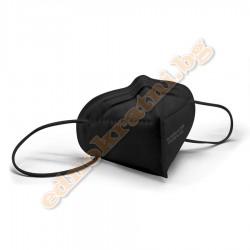 Предпазни маска FFP2 черна - 5 пластова