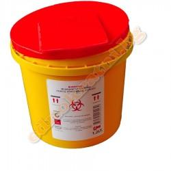 Контейнер за биологични отпадъци 1.2л.