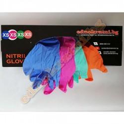Нитрилни ръкавици Тути Фрути - за еднократна употреба