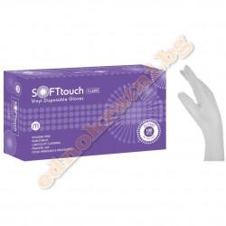 Винилови ръкавици - Soft Touch-за еднократна употреба
