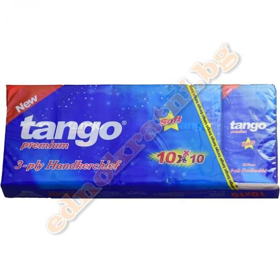 Носни кърпи 10бр. - Tango