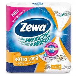Кухненска ролка Zewa Design 72л.