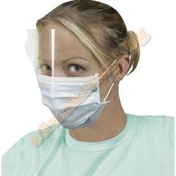 Медицинска  предпазна маска с визьор