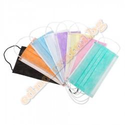 Медицински предпазни маски за еднократна употреба 50бр.