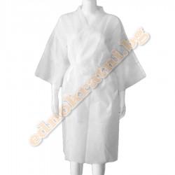Кимоно от нетъкан текстил за еднократна употреба