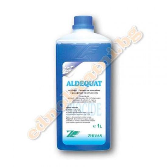 Алдекват концентрат за почистване и дезинфекция на повърхности 1л. image
