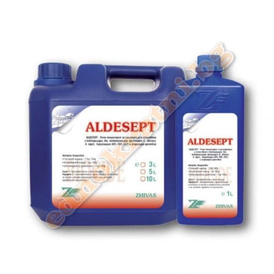 Алдесепт концентрат 1л. - Дезинфектант image